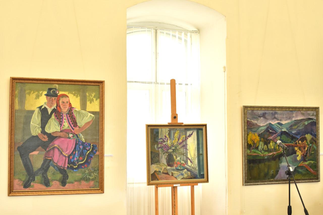 """""""Закарпатська школа художників має чималі перспективи, а наші митці відомі на всю Україну"""",- Ігор Шинкарюк відкрив «Ерделівські читання-2021»"""