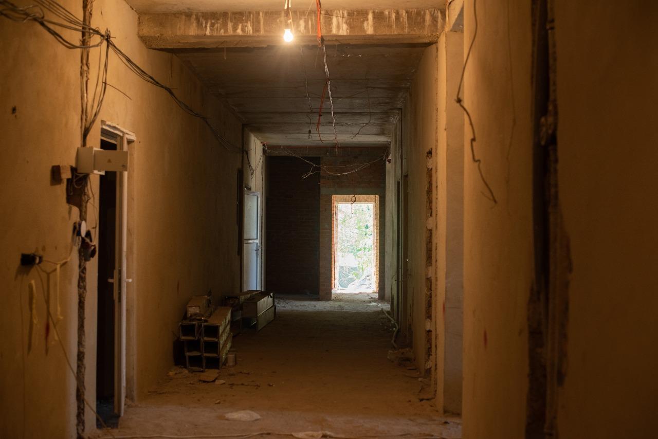 Туберкульозна лікарня у Нижній Апші стане потужним закладом європейського рівня
