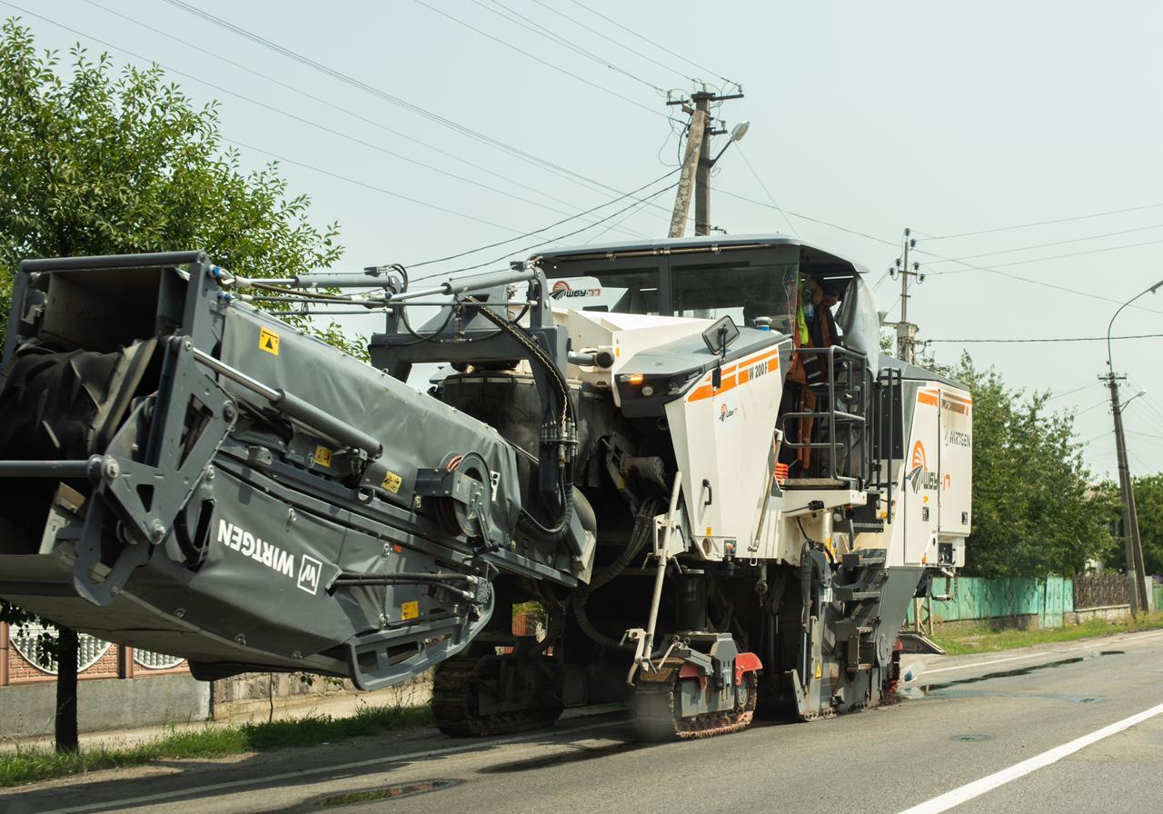 Цього року на Закарпатті відновлять 6 ділянок траси М-06