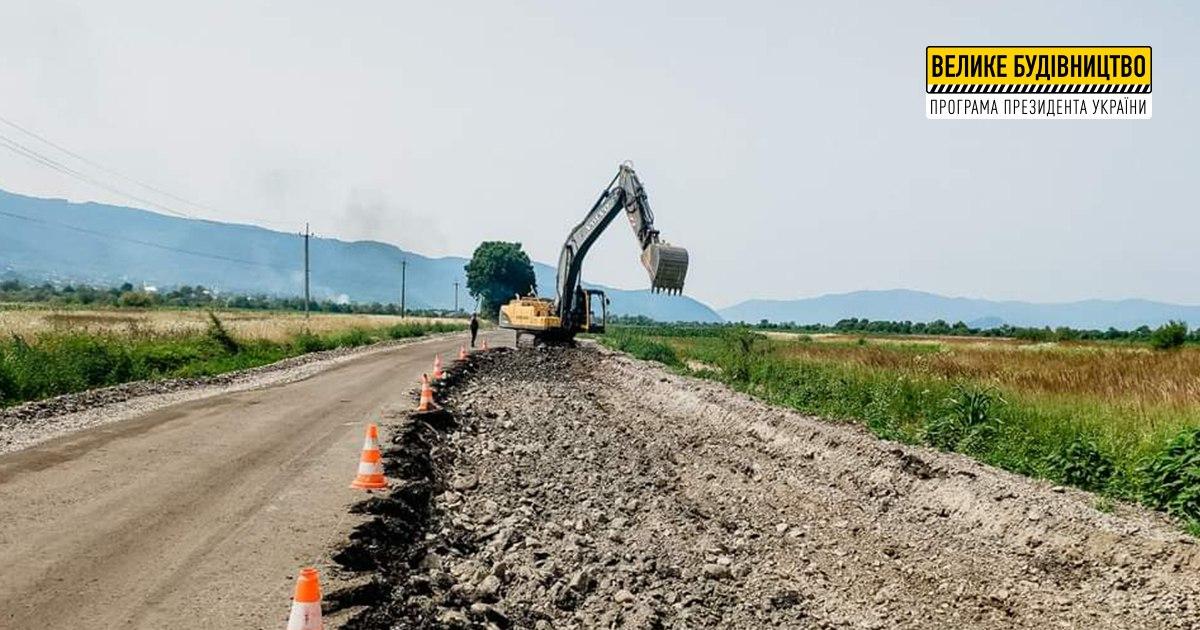 """""""Покращення дорожньої інфраструктури, зокрема Т-07-37, що проходить через Хуст, Велятино, Шаян, Вишково та Буштино, є важливим напрямком нашої діяльності"""", - Ігор Шинкарюк"""