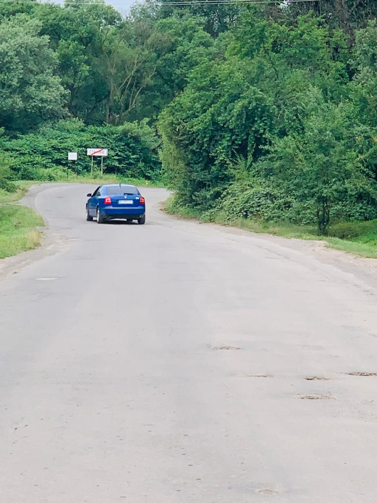 Розпочався ремонт дороги Свалява – Довге – Липча