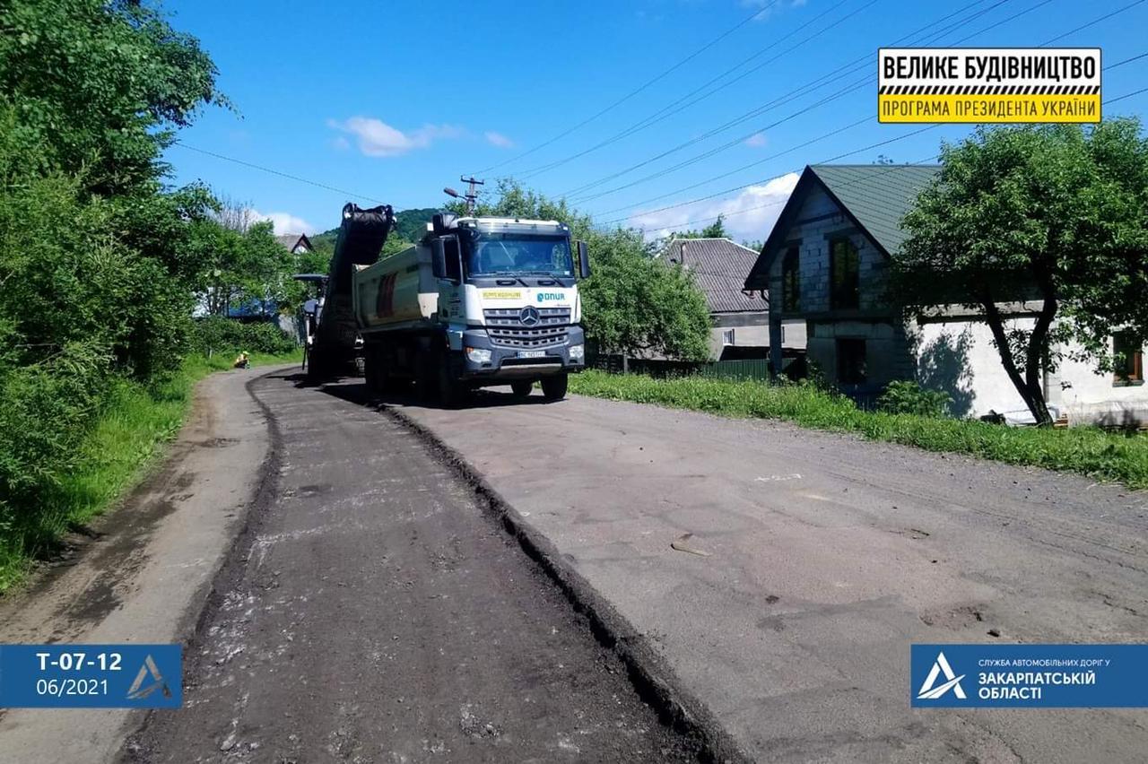 «Ремонт маршруту Т-07-12 проводять одразу на кількох ділянках», – Іштван Петрушка