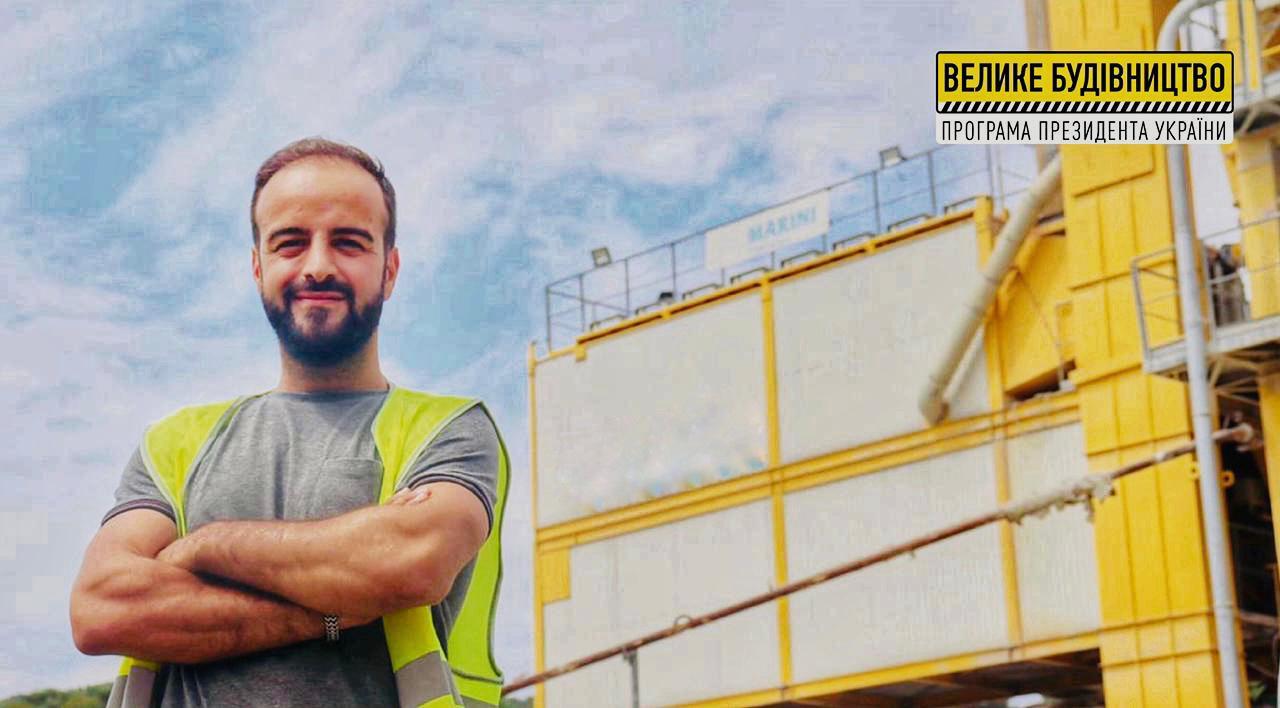 Бакі Кал: «Доводилося працювати на масштабних проєктах у різних містах України, та Закарпаття для мене особливе»