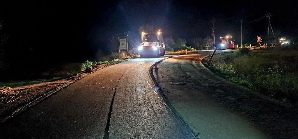 Між селами Велика Бийгань та Дийда відремонтували дорогу