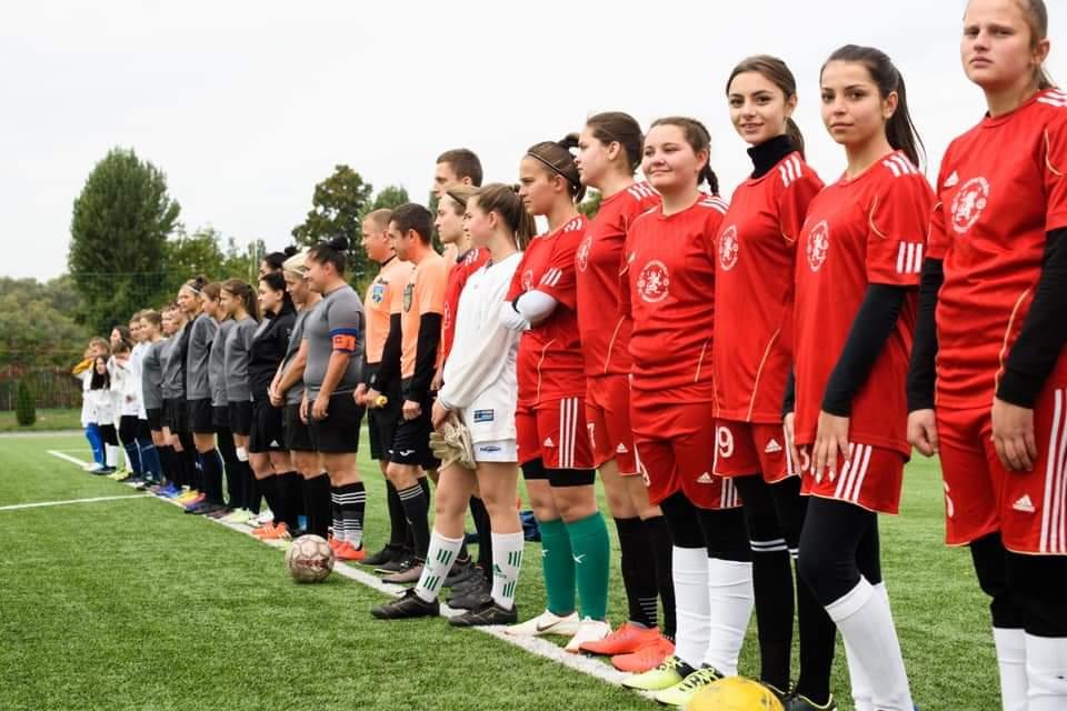 """""""Питання розвитку жіночого футболу серед інших тримаю на особистому контролі"""", — Анатолій Полосков"""